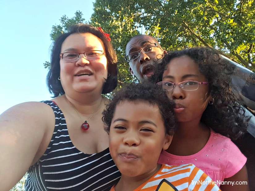 Thien-Kim's Family