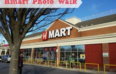 Hmart Korean Grocery Photo Walk