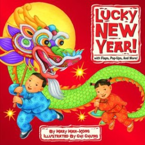 Lucky New Year by Mary Man-Kong