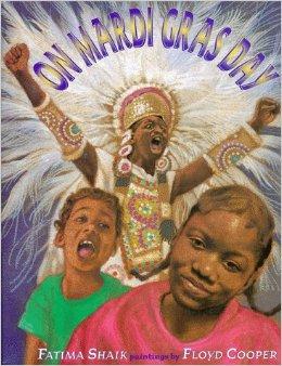On Mardi Gras Day by Fatima Shaik