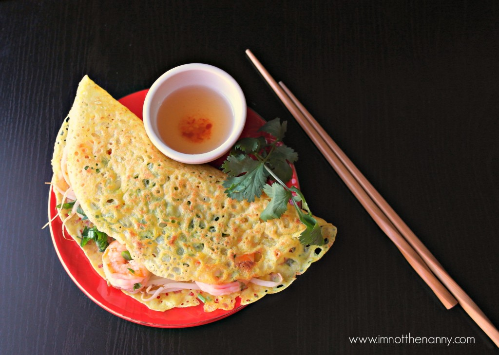 ... crepes to my Vietnamese food repertoire. I hope you'll try them and