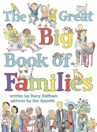Great Big Book of Families by Mary Hoffman