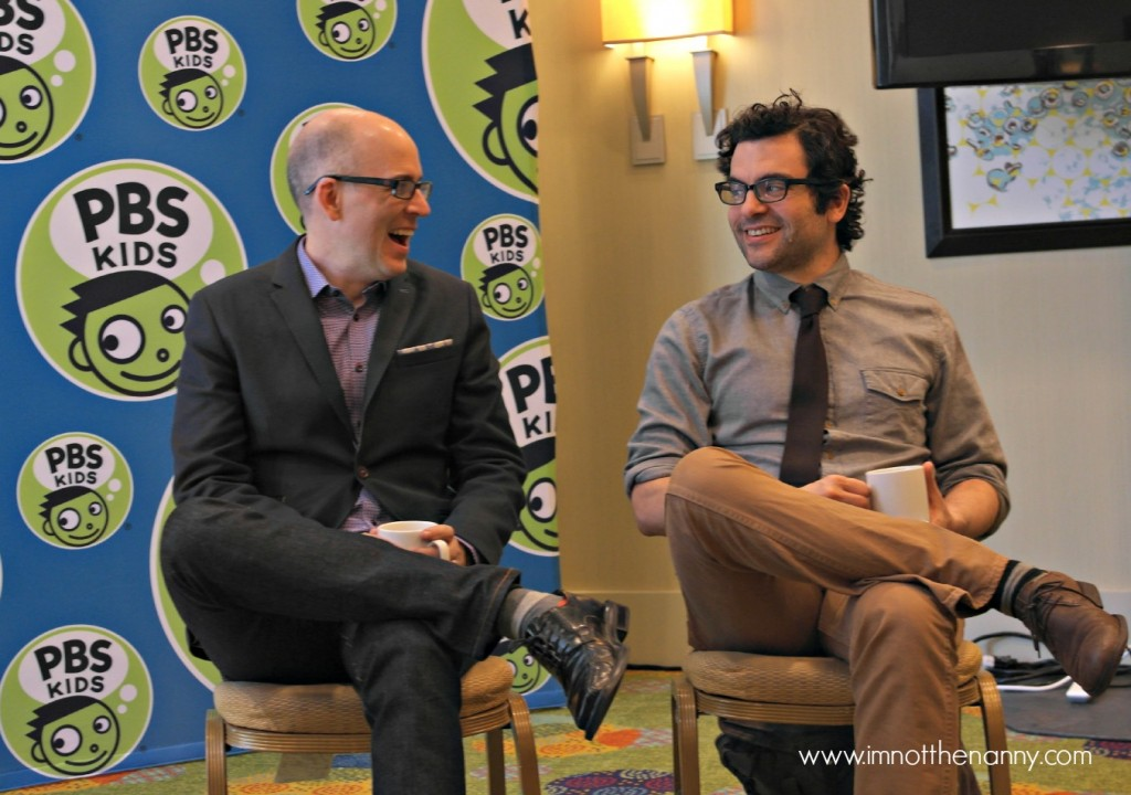 PBS Kids Odd Squad Creators Tim McKeon & Adam Peltzman-I'm Not the  Nanny