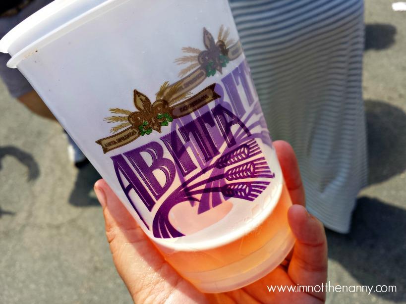 Abita Beer at DC Alumni Crawfish Boil 2014-I'm Not the Nanny