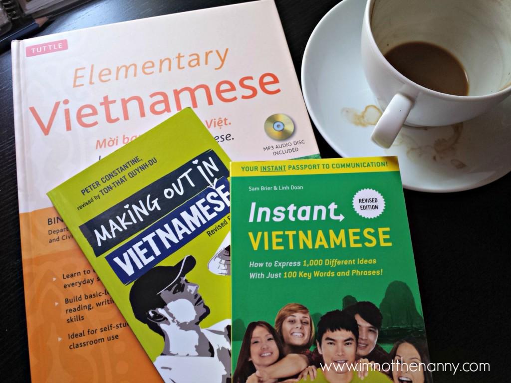 Vietnamese Language Books