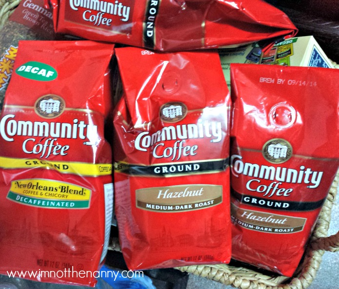 Favorite Louisiana Foods: Community Coffee-I'm Not the Nanny