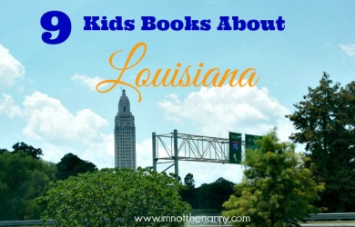 9 Kids Picture Books About Louisiana-I'm Not the Nanny