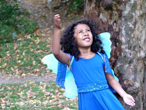 Sophia Water Fairy-I'm Not the Nanny