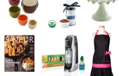 Holiday Gift Guide for Foodies Big and Small