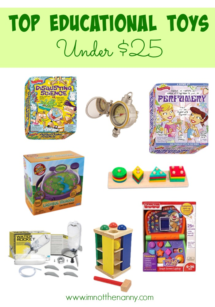 Top Learning Resources Toys : Top educational toys under overstock giveaway