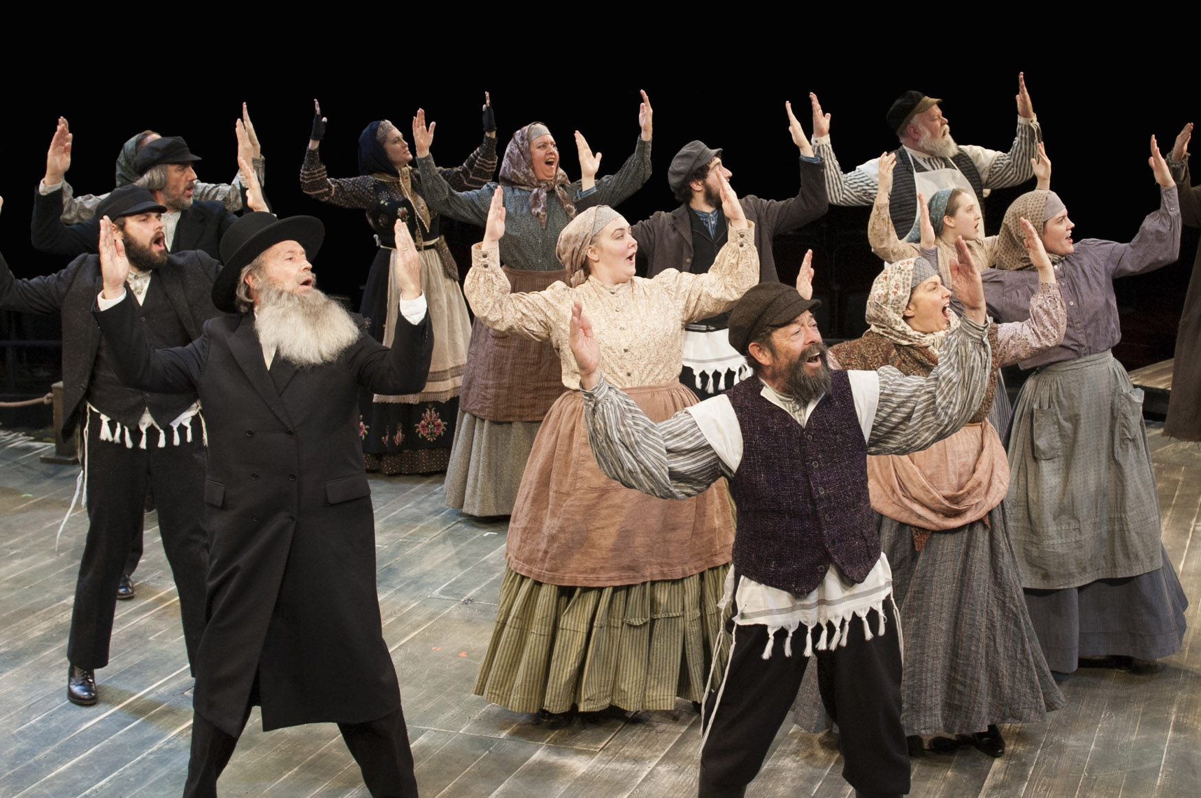 Why I Took My Kids To See Fiddler On The Roof At Arena
