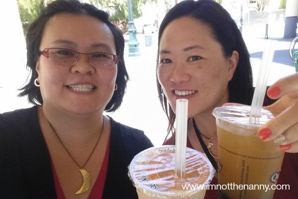 Thien-Kim and Grace Hwang Lynch