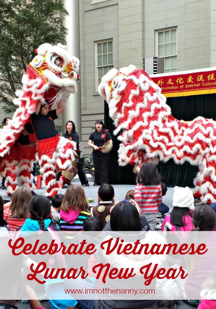 Ways to Celebrate Vietnamese New Year via I'm Not the Nanny