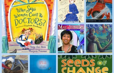 10 Biographies For Kids About Women Scientists and Explorers via I'm Not the Nanny