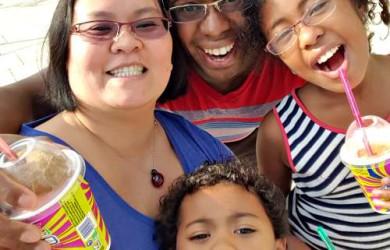 Family Slurpee Time