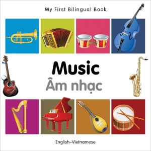 Music English-Vietnamese Bilingual Book