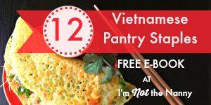 Vietnamese Pantry Ebook