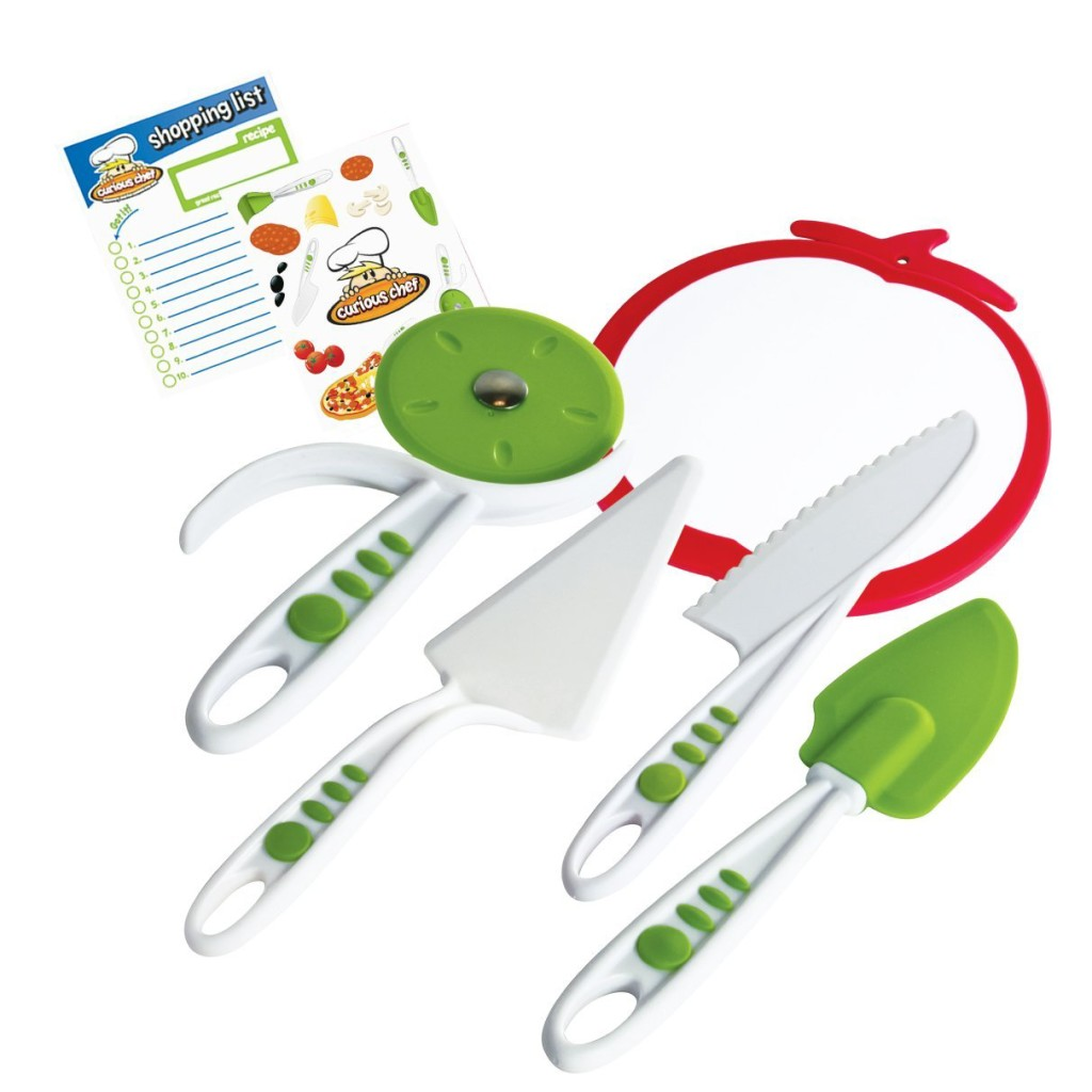 Curious Chef Pizza Kit for Kids
