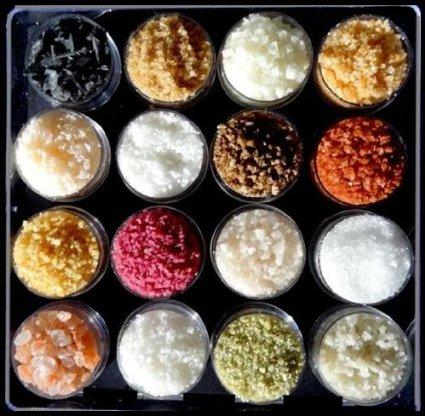 Salts of the 7 Seas Gourmet salt sampler