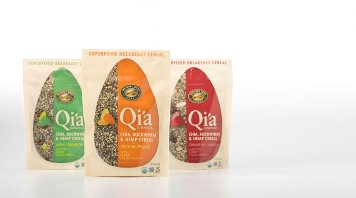 Nature's Path Qia Super Seed Cereal