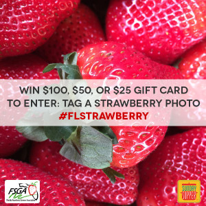 FL Strawberry photo contest