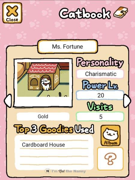 Ms Fortune