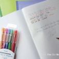 Campus Notebooks with Pilot Hi-Tec-C Maica Pens