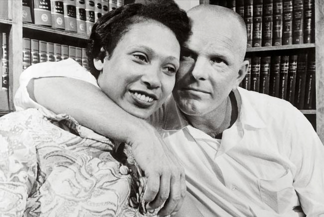 Mildred Jeter and Richard Loving