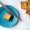 Step-by-step instructions on how to make crispy pan fried tofu at home. Recipe and instructions at I'm not the Nanny