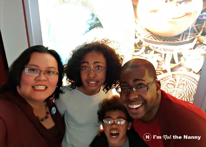 Family at Moana Dolby