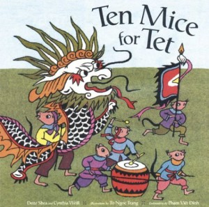 Ten Mice for Tet
