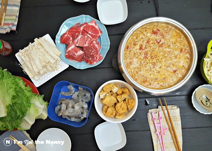 Lunar New Year Hot Pot