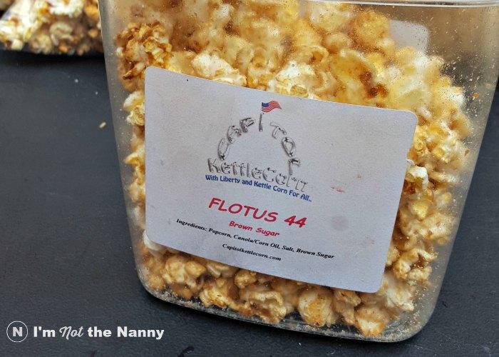 FLOTUS 44 Kettle Corn