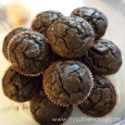 Whole Wheat Chocolate Banana Muffins