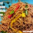 Best Sesame Noodles Ever-I'm Not the Nanny