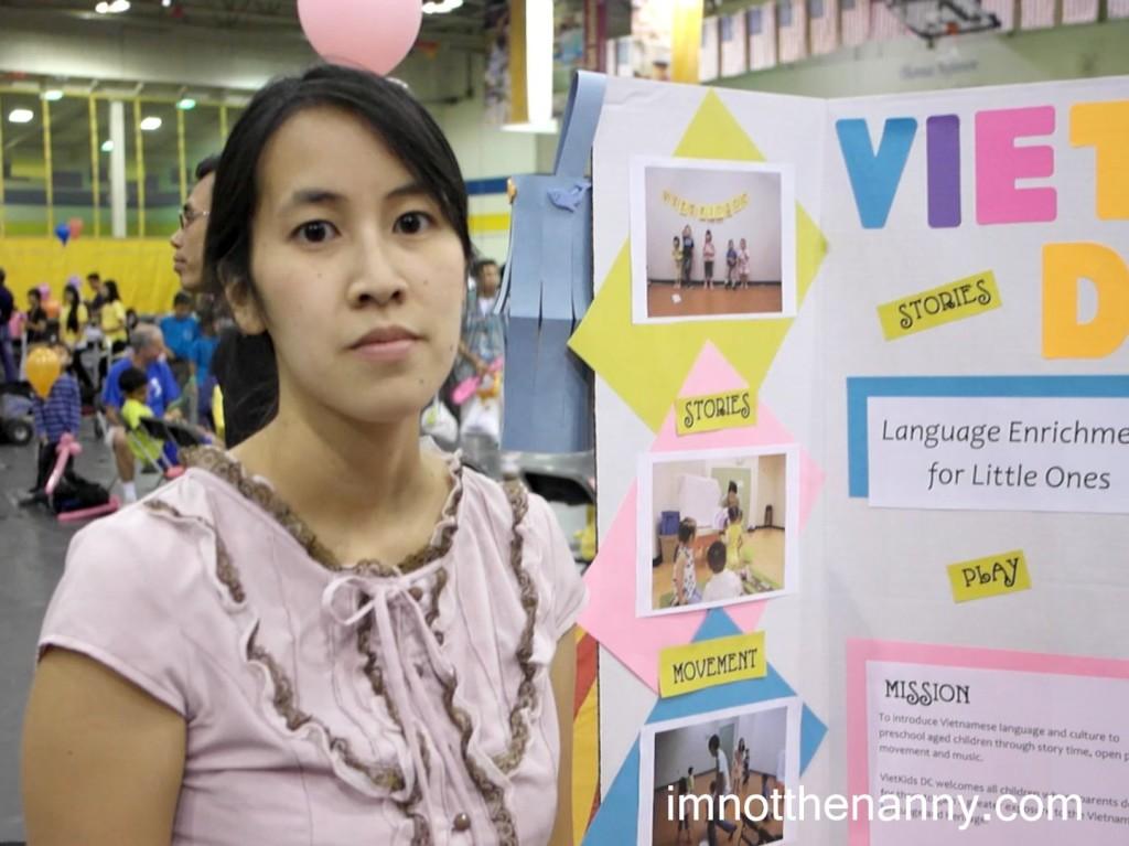 Tini Dinh of VietKidsDC