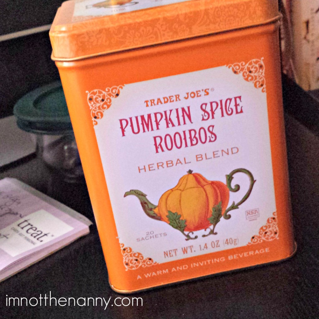 Favorite Fall Foods From Trader Joes