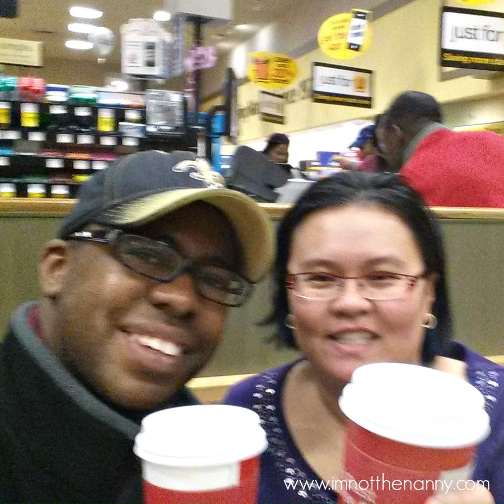 Coffee Date with Husband #Rubi2go #shop #cbias