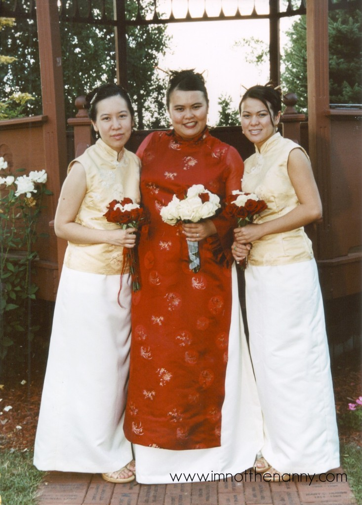 Thien-Kim Larry Wedding Bridemaids