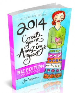 Create Your Amazing Year Biz Edition