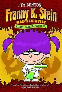 Franny K Stein Mad Scientist by Jim Benton