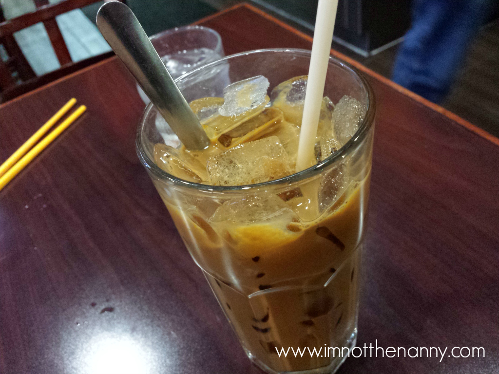 Philadelphia Chinatown Vietnamese Iced Coffee