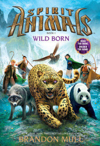 Spirit Animals Book 1 Wild Born