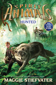 Spirit Animals Book 2 Hunted by  Maggie Stiefvater