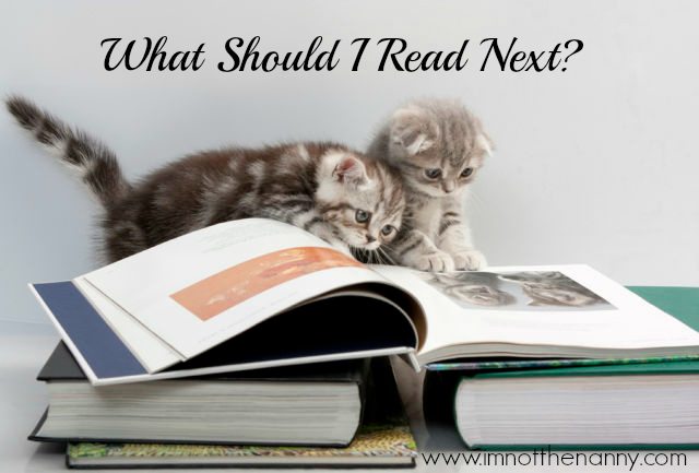 What to Read Next: Book Recommendations - I'm Not the Nanny