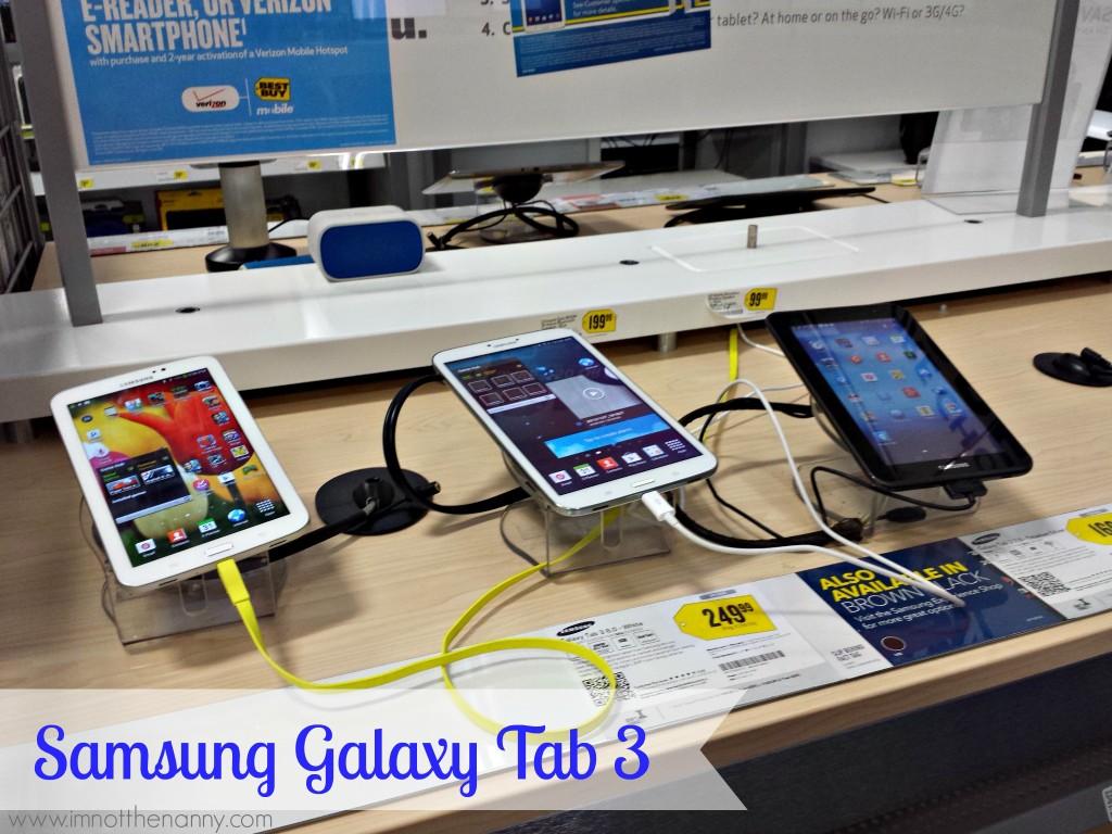 Best Buy Galaxy Tab 3 #OneBuyForAll #shop #cbias