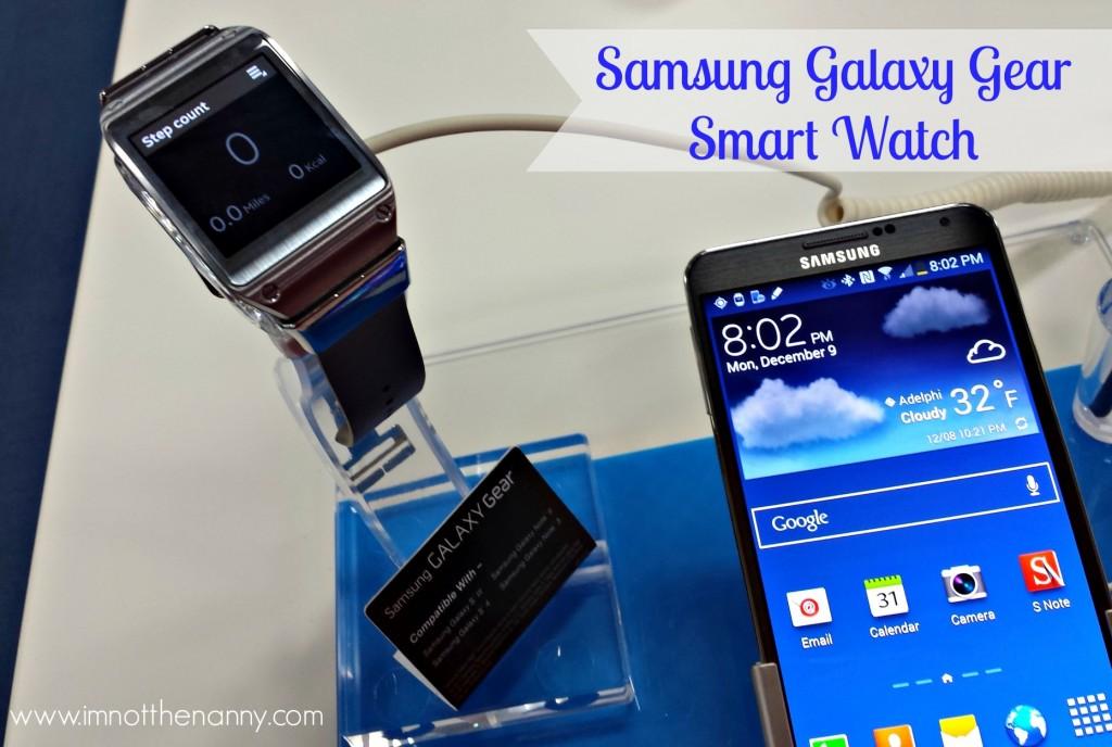 Best Buy Samsung Galaxy Gear Smart Watch #OneBuyForAll #shop #cbias