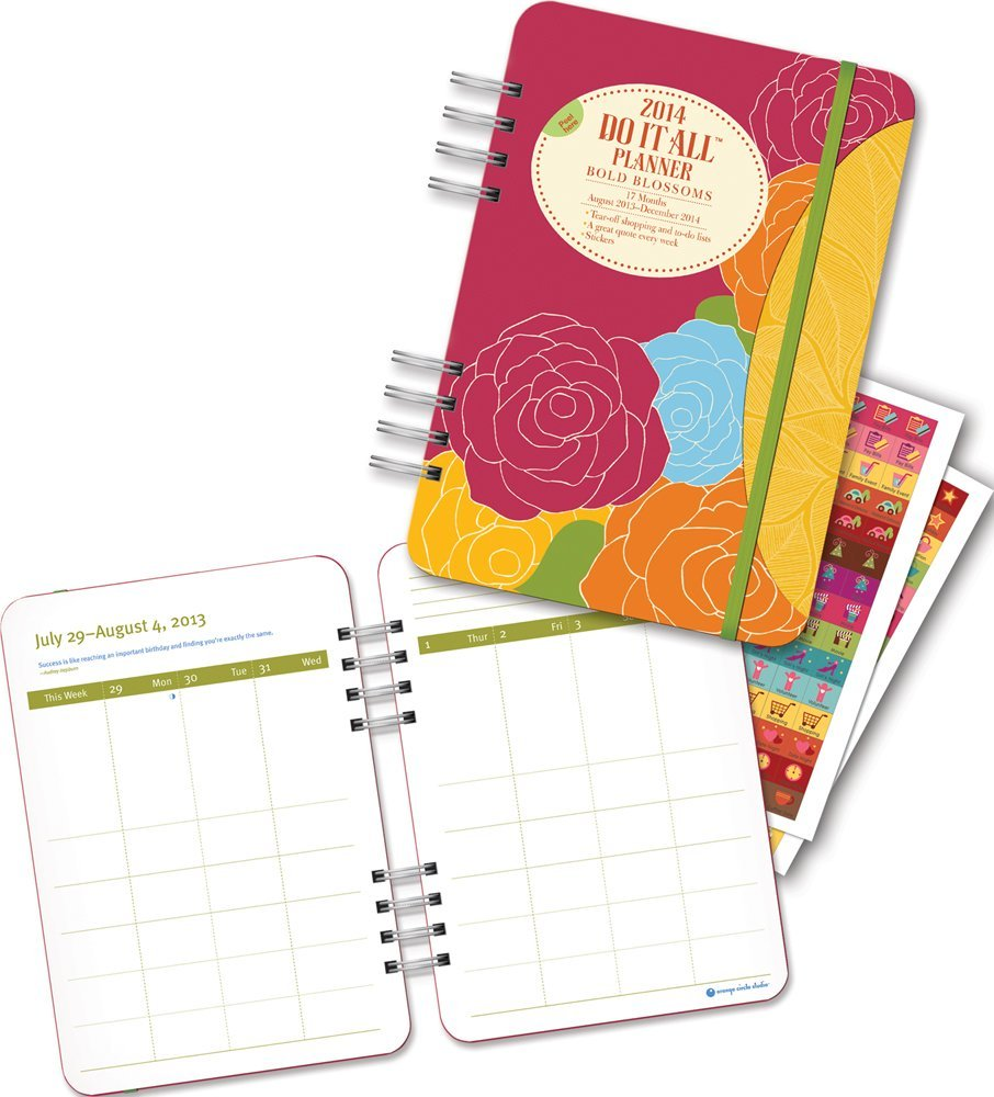 Do It All Planner 2014