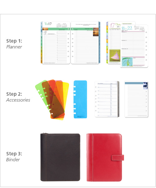 Franklin Covey Customizable Planner