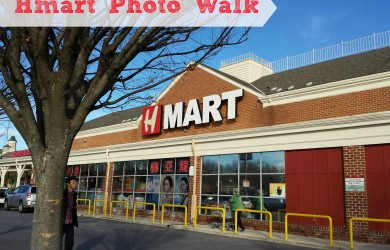 Hmart Korean Grocery Photo Walk